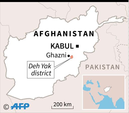 アフガンで米軍機墜落、米が認める 撃墜の証拠なし