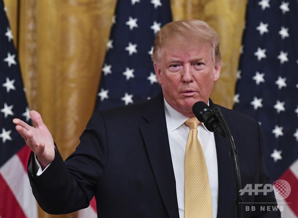 トランプ大統領が「SNSサミット」開催、IT大手との対決姿勢強める