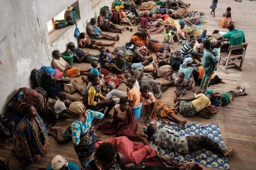 アフリカ南部襲ったサイクロン、死者400人に 国連が支援開始