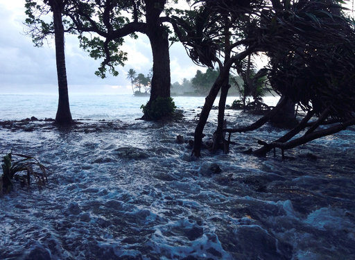 地球温暖化による急激な海面上昇に警鐘、国連IPCC報告書