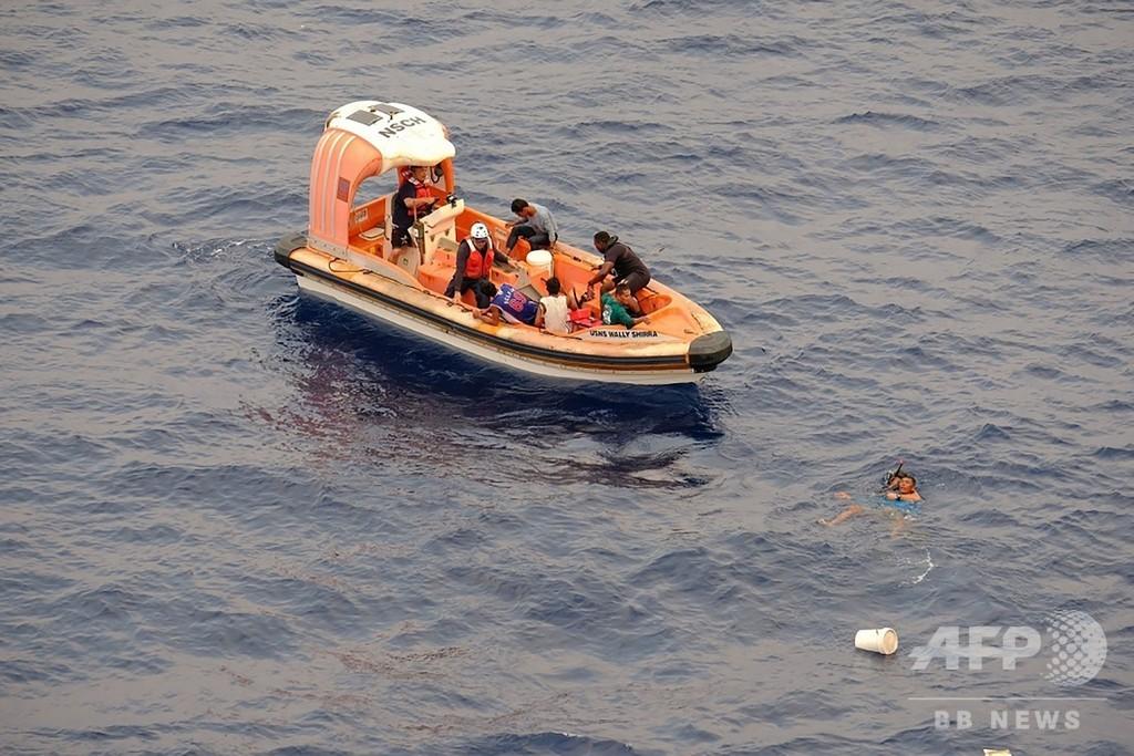 現代版「老人と海」? 巨大マカジキが船沈める、漁師5人が漂流
