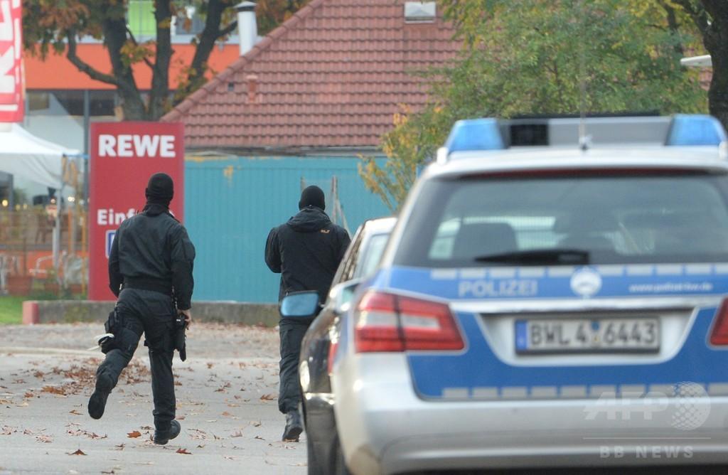 女子医学生殺害容疑でアフガニスタン人少年を逮捕、ドイツ