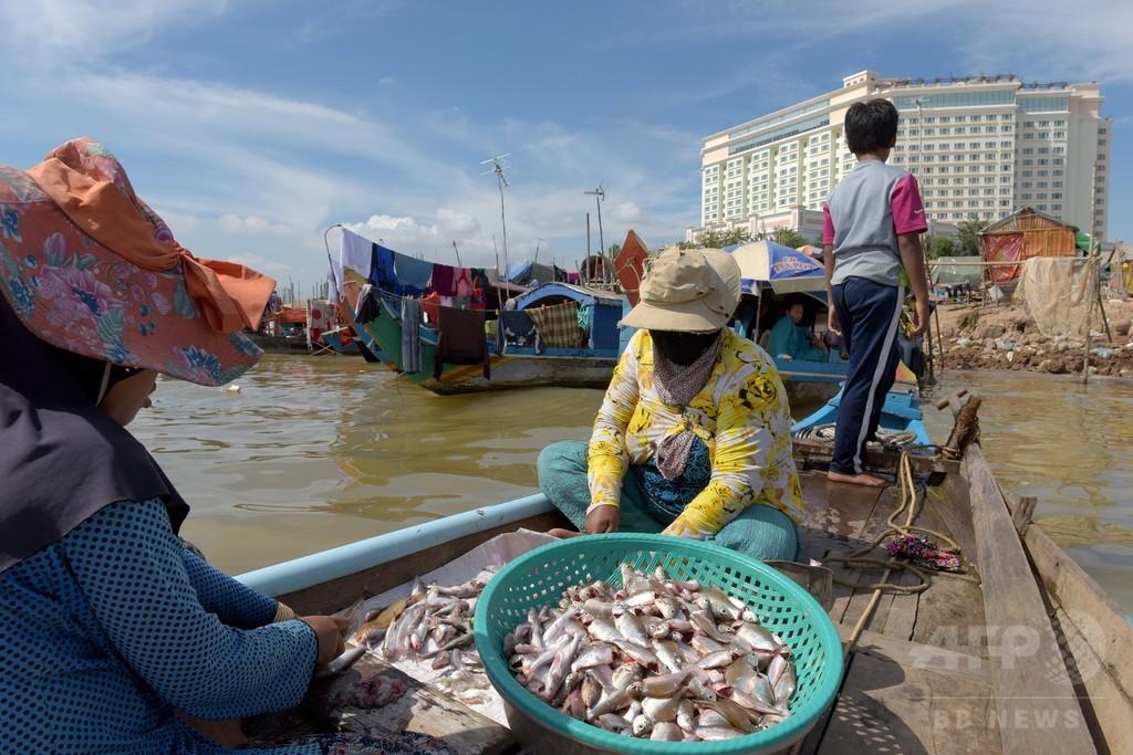 メコン川上流を支配する中国、下流域諸国の生命線を握る