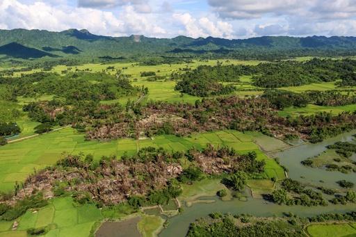 ミャンマーのロヒンギャ帰還合意は「宣伝工作」、人権団体が非難