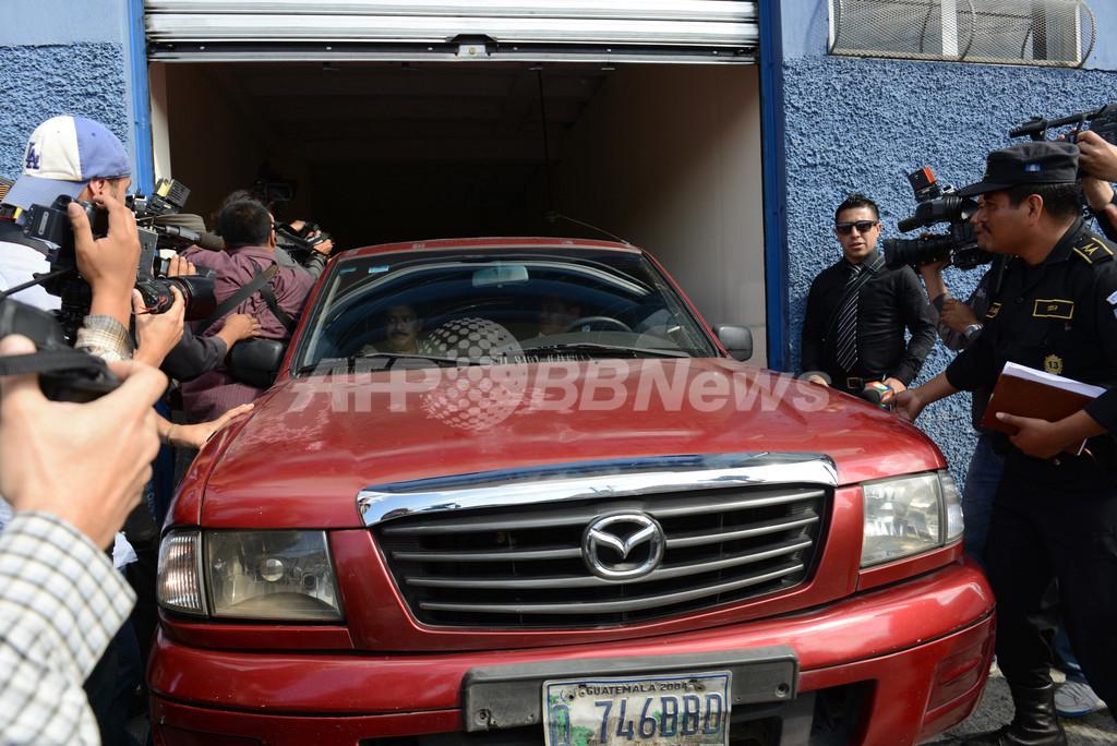 マカフィー容疑者、米国に送還 体験を「映画にする」とコメント