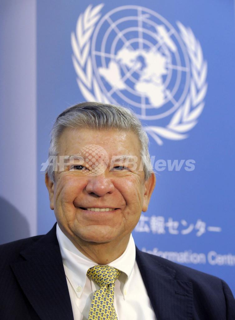 「日本には外国人差別が根強い」、国連特別報告者が法整備要請