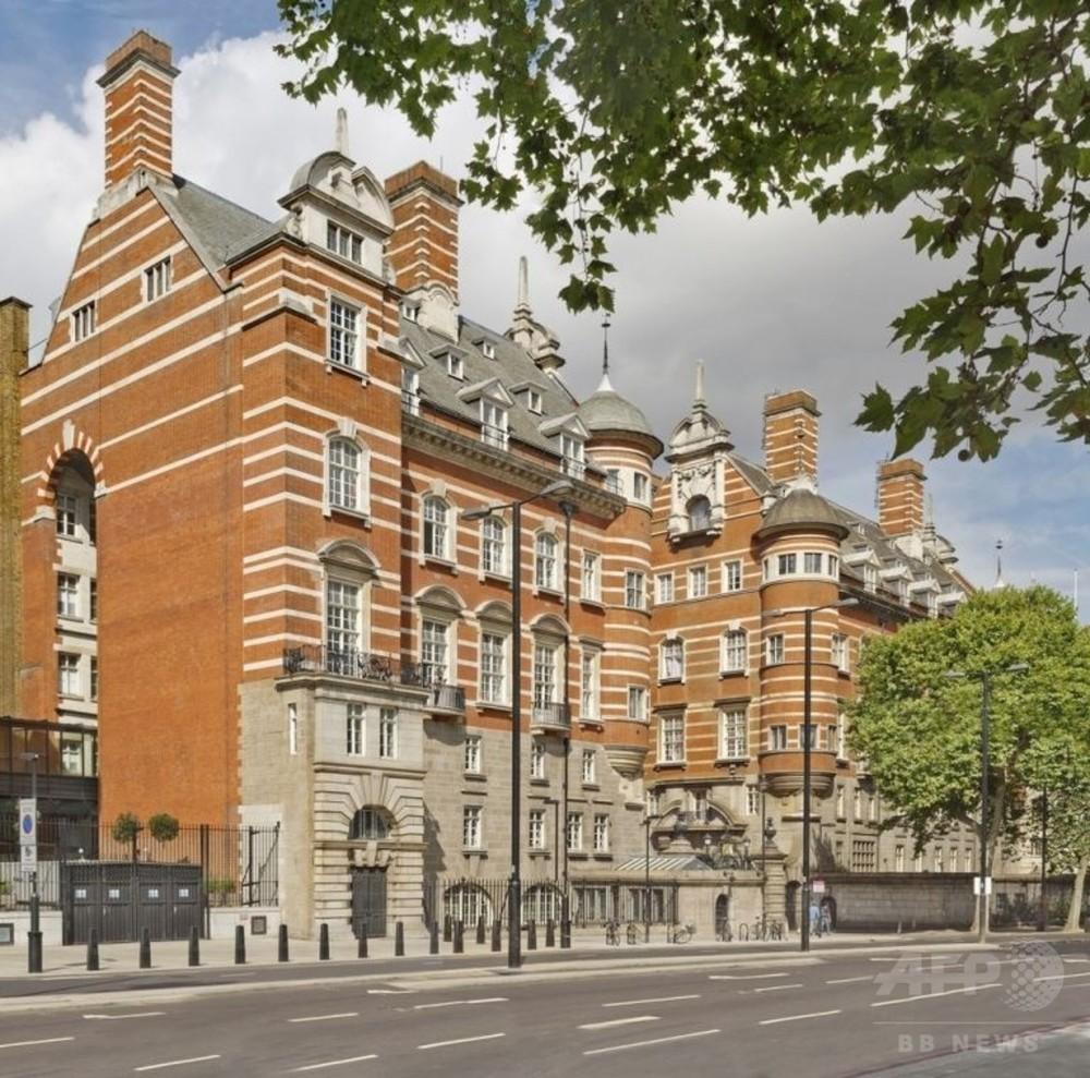 英ロンドン警視庁の初代庁舎が豪華ホテルに変身、1泊194万円 写真1枚 国際ニュース:AFPBB News