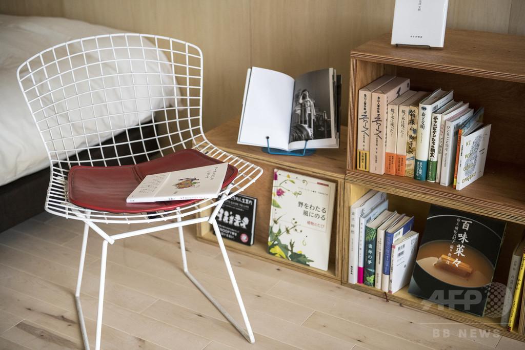 著名人の本箱も楽しめるブックホテル「箱根本箱」8月にオープン