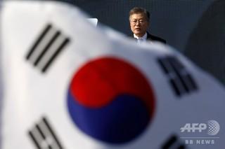 リビアで韓国人ら4人拉致、韓国が軍艦「文武大王」を派遣