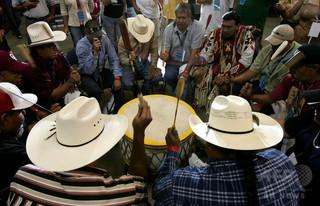 米先住民の集団移動、シベリア経由で1回のみの可能性 研究