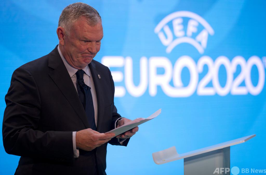 差別発言のFA前会長、FIFA副会長の職も辞任
