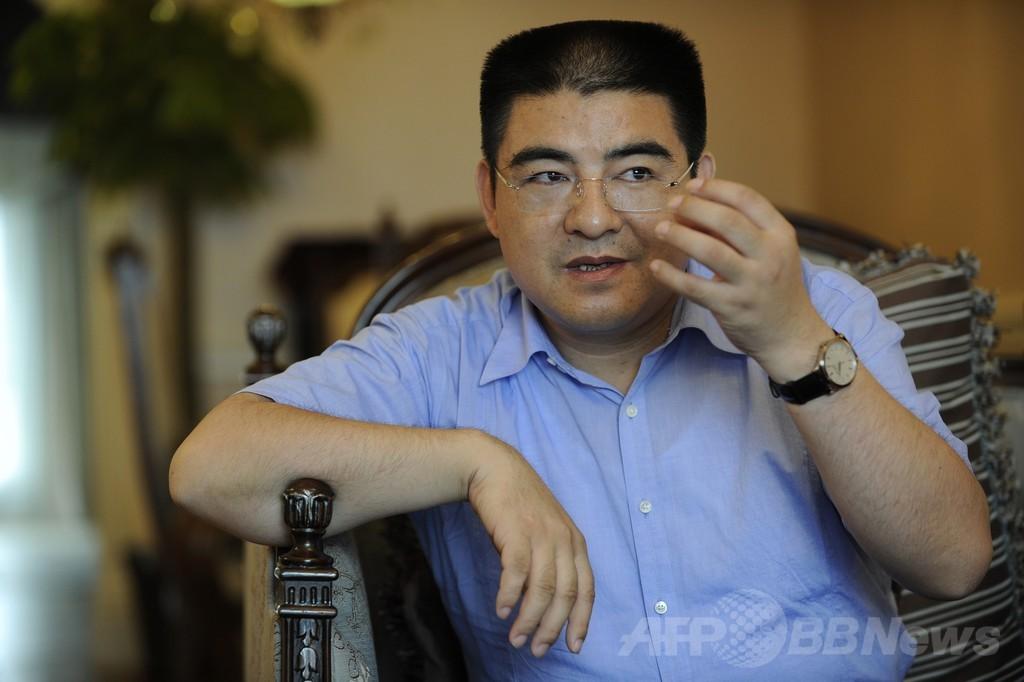 中国の富豪、陳光標氏 米紙ニューヨーク・タイムズを買収?
