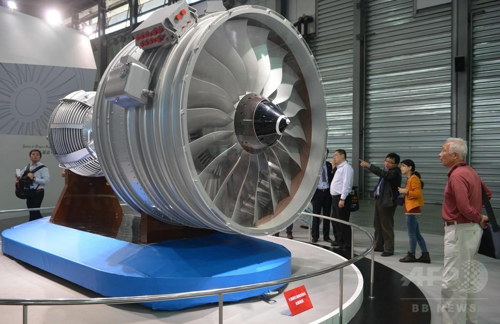 中国航空エンジン集団発足、習主席「航空大国への布石」