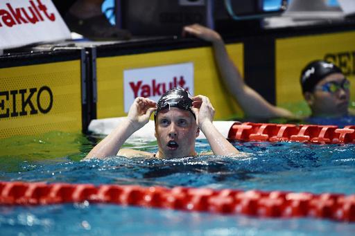 平泳ぎの世界女王、孫陽の検査妨害問題めぐり水連を批判
