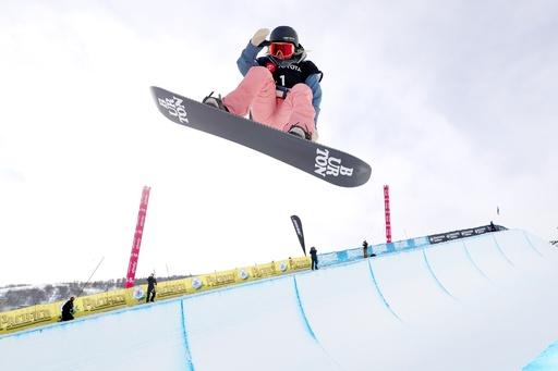 平昌女王クロエ・キムが初優勝、男子は戸塚が2位 スノボ世界選手権