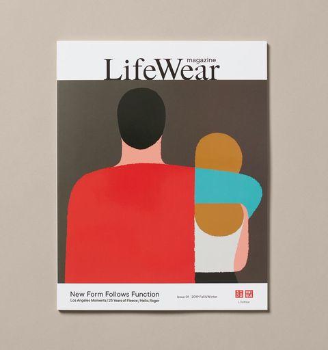 雑誌『LifeWear magazine』を創刊