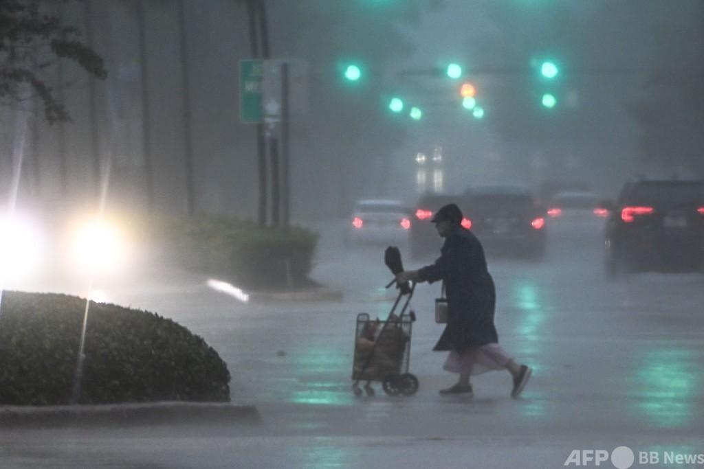 今年のハリケーンシーズン、命名された暴風雨が過去最多29個に