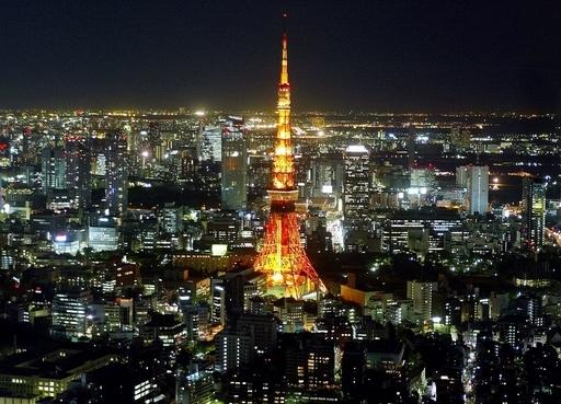 東京タワー、23日で開業50周年