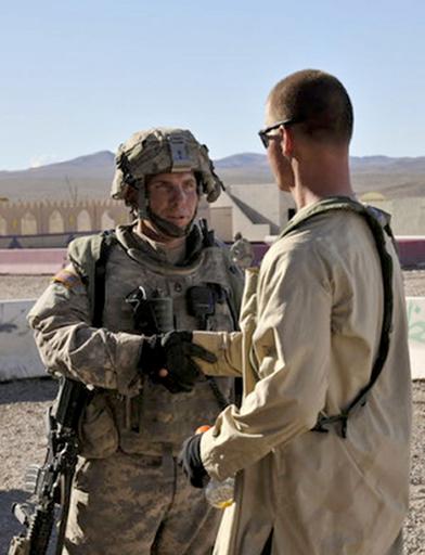 アフガニスタンで民間人射殺容疑の米兵、「事件の記憶ない」