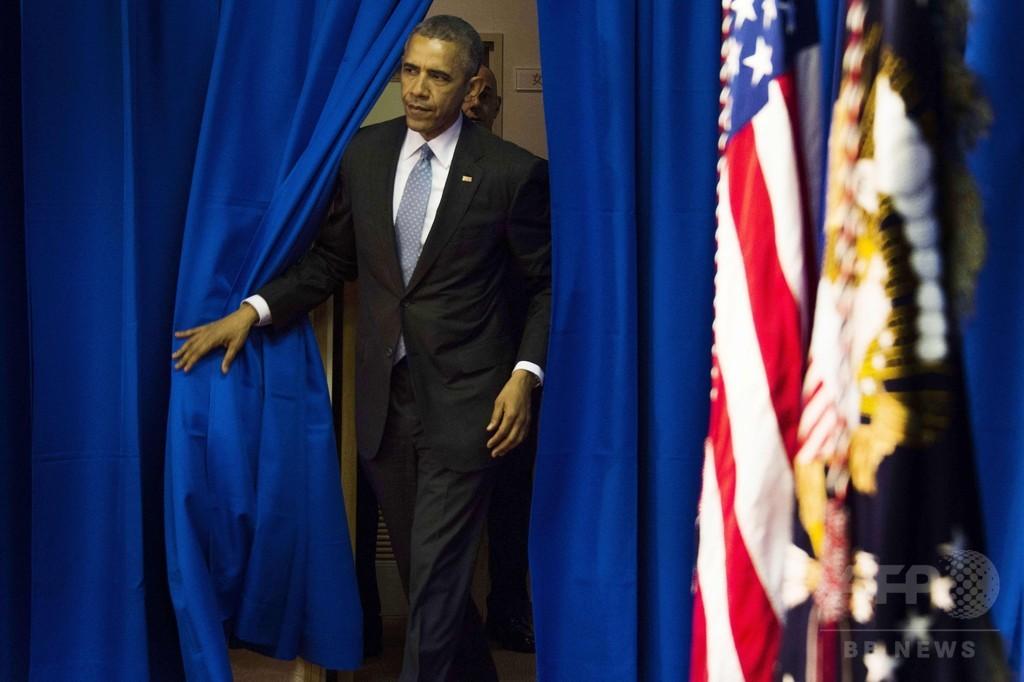 オバマ大統領 広島訪問 「厳然と存在するリスク」強調へ