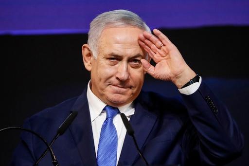 イスラエル総選挙、右派勢力が勝利確実 ネタニヤフ氏続投へ