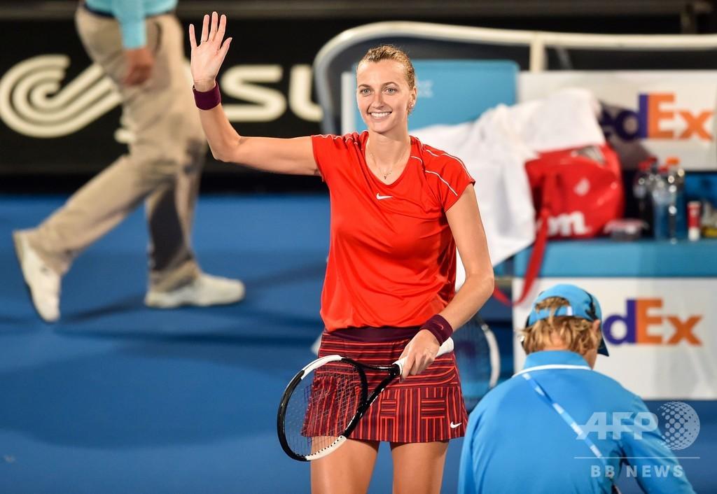 絶好調のバーティがシドニー国際決勝進出、またもトップ10選手から金星