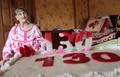 世界最高齢?グルジア女性が130歳の誕生会