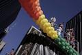 300万人が参加、「世界最大」のゲイパレード開催 ブラジル