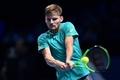 ゴフィンがフェデラー撃破、決勝はディミトロフと ATPファイナル