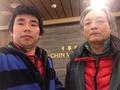 中国の反体制活動家、台湾の空港に100日以上足止め カナダに亡命申請