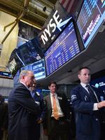米株式市場が再開、「サンディ」で2営業日休場後