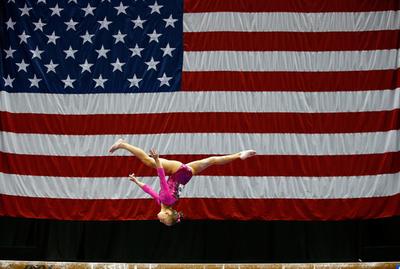 米体操連盟が破産申請、元医師による女子選手への性的虐待事件