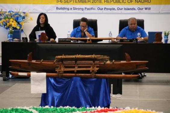 太平洋諸国の首脳会議、中国へのビザ発給問題で頓挫寸前の危機に