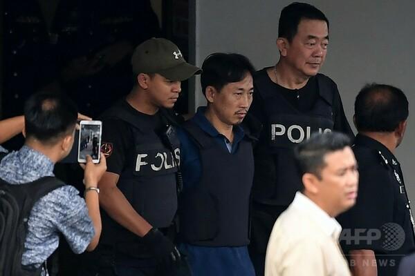 金正男氏殺害、唯一の北朝鮮国籍の逮捕者を釈放 国外退去へ