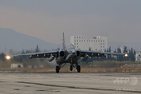 ロシア機再び領空侵犯か、大使呼び出し抗議 トルコ政府
