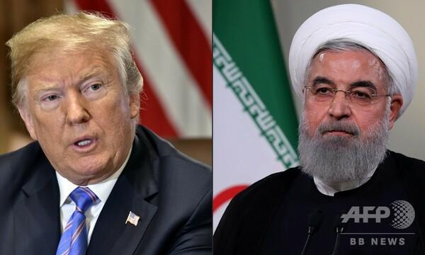 イランに制裁、中東の緊張招く「トランプ第一主義」
