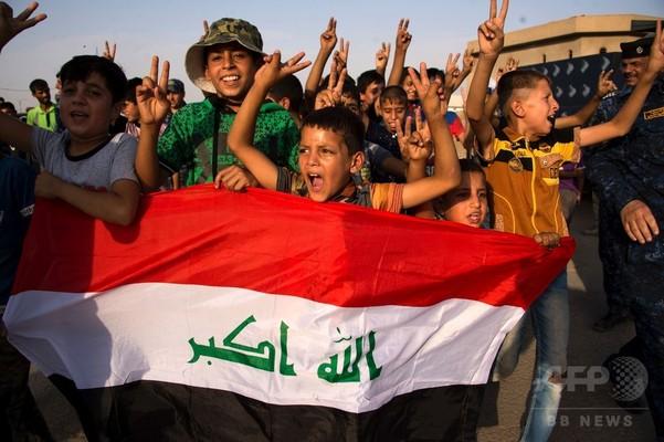 IS「カリフ制国家」、モスル陥落で大打撃も致命的とはならず