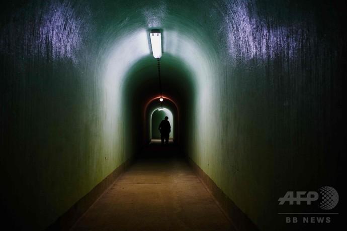 盗聴室や秘密の地下壕、冷戦時代の遺構を公開 スロベニア