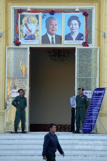 カンボジア最高裁、最大野党の解党決定 政治家100人以上の活動も禁止