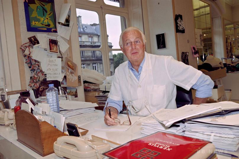 ユベール・ド・ジバンシィ死去、91歳