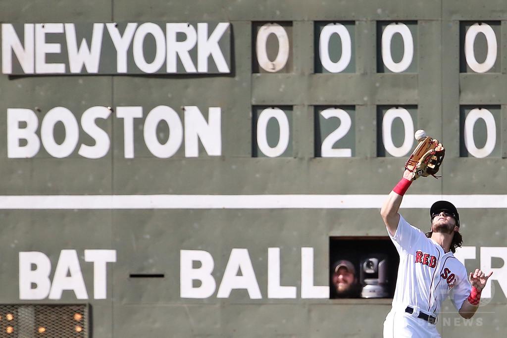 電子機器を使用してのサイン盗みは禁止、MLBがレッドソックスに罰金処分