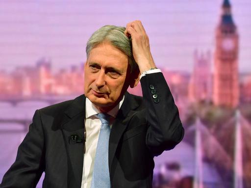 ハモンド英財務相、ジョンソン氏が首相就任なら「辞任する」と明言