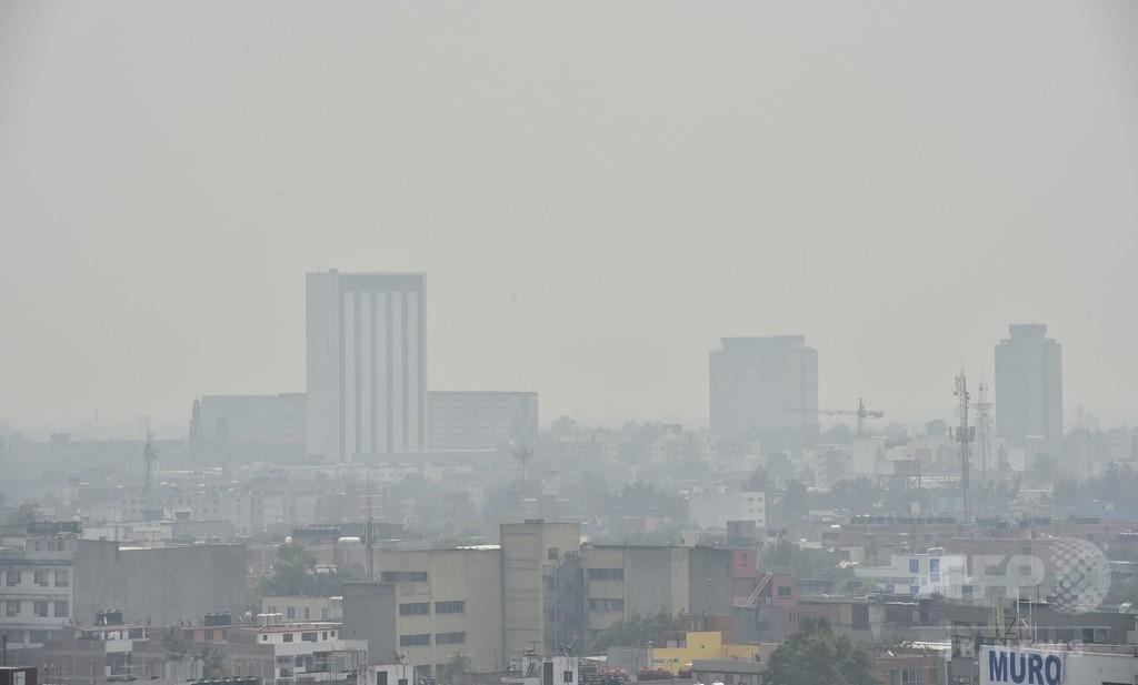 世界の都市居住者の8割、劣悪な空気で呼吸 WHO