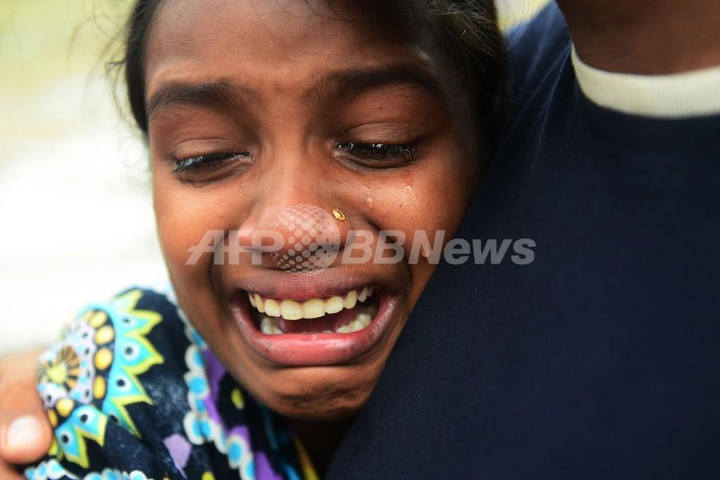 バングラデシュのビル崩壊、死者900人超える