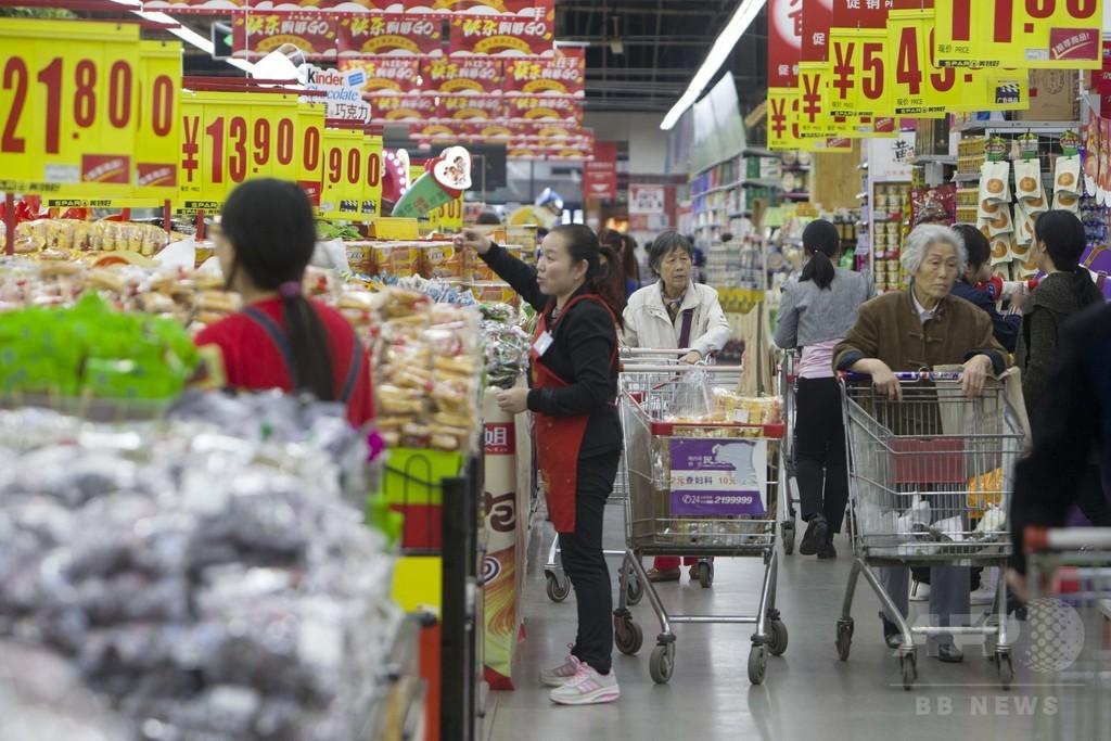中国、上半期の可処分所得は全国平均で14063元(約23万円)