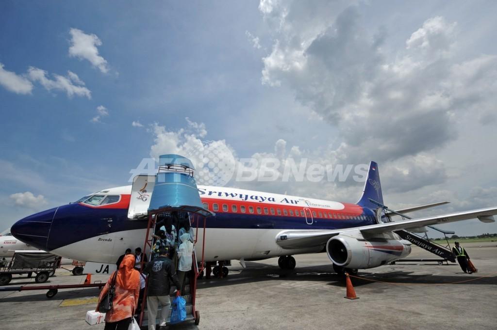インドネシアの旅客機、着陸する空港を間違える