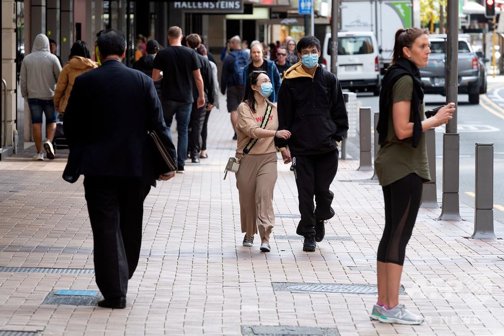 NZ、25日ぶりにコロナ新規感染確認 英国からの入国者2人