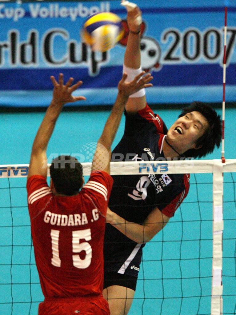 韓国 チュニジアを降し大会初勝利