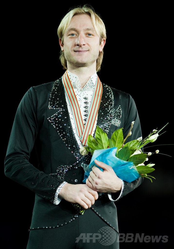ロシア代表にプルシェンコ、ソチ五輪出場へ