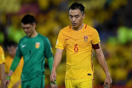 シリアが土壇場で追いつく、中国は最下位に転落 W杯アジア最終予選